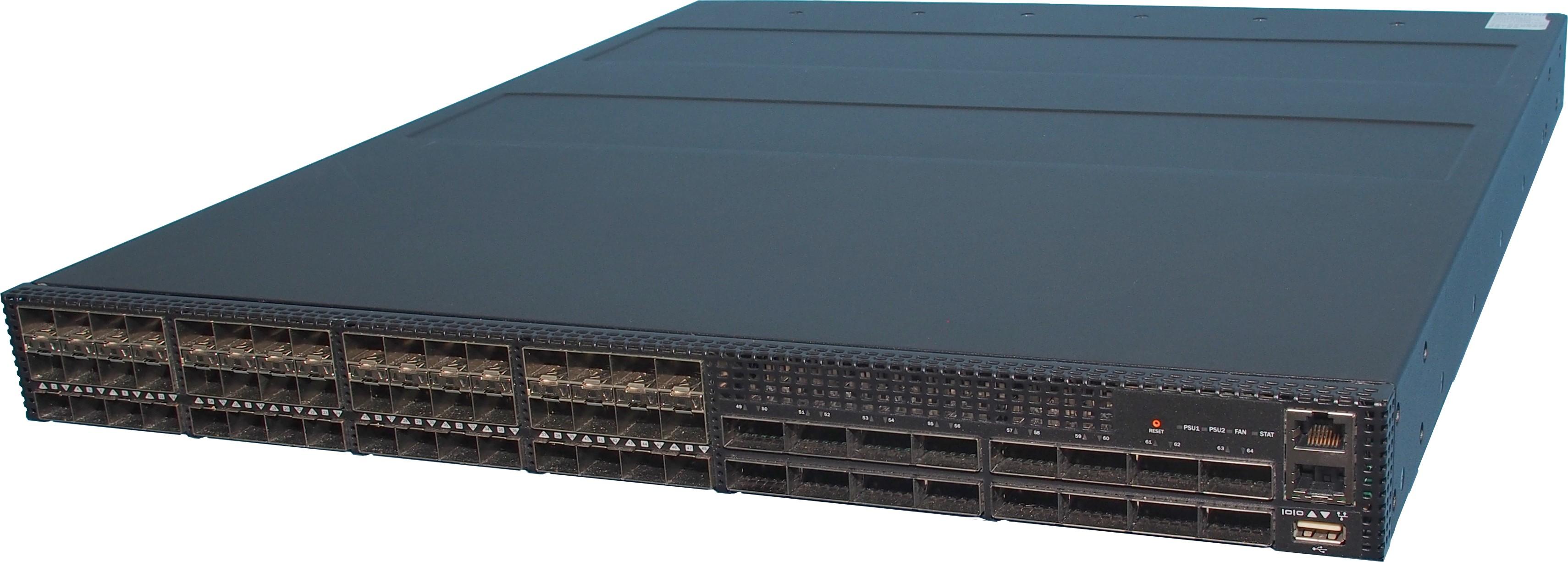 48x25G + 16x100G Netberg Aurora 630 BMS with ONIE