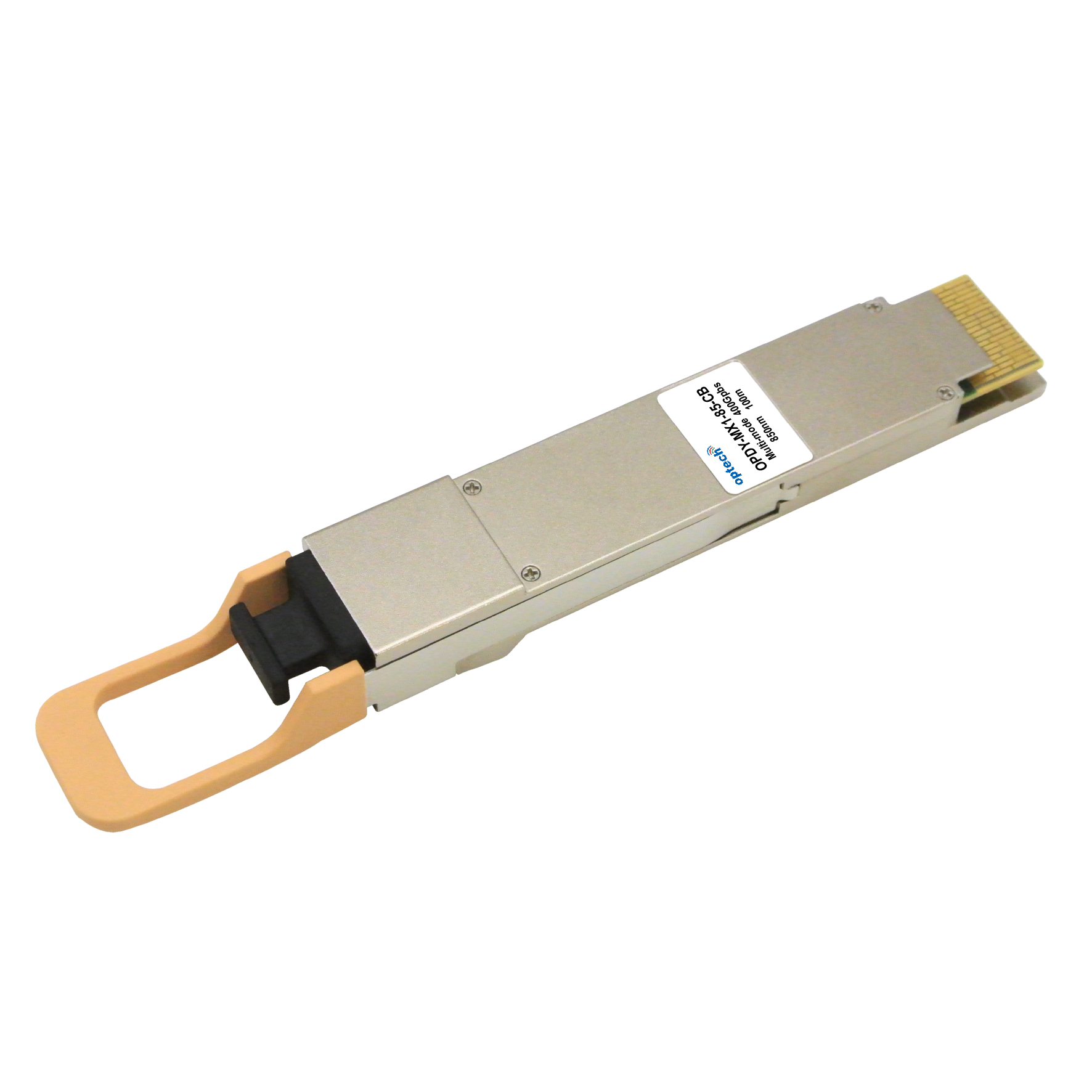 QSFP-DD 400G SR8 70M MMF OPTICAL TRANSCEIVER OPDY-MX1-85-CB