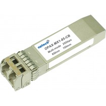 Optech 25G SFP28 MMF 850nm LC 100m Optical Transceiver Module (OPAX-MX1-85-CB)