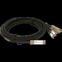 100G QSFP28 fanout DAC Passive, 3m (OPQS28-T-03-P/SF28/4)