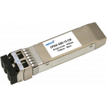 SFP+ 10G ZR 80KM SMF OPTICAL TRANSCEIVER OPAK-S80-15-CB