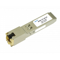 SFP+ 10GBASE TX COPPER RJ45 MODULE 30M OPTICAL TRANSCEIVER OPAK-TX1-00-CD