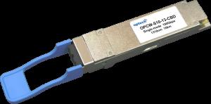 QSFP28 100G LR4 10KM SMF OPTICAL TRANSCEIVER OPCW-S10-13-CBD