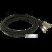 100G QSFP28 fanout DAC Passive, 1m (OPQS28-T-01-P/SF28/4)